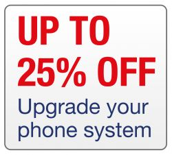 Up to 25% off sign